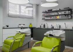 Дизайн-проект интерьера парикмахерской: этапы