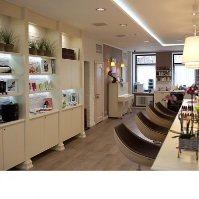 Стильный интерьер залог успешного салона красоты