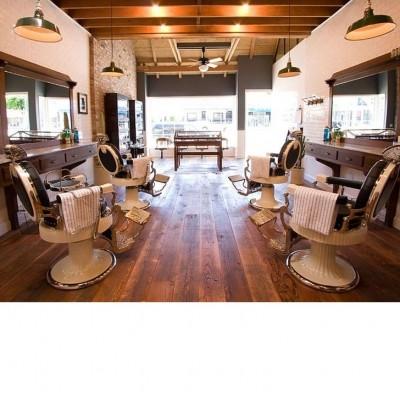 Дизайн салона красоты в стиле «Лофт» от компании «Мебель Салона»
