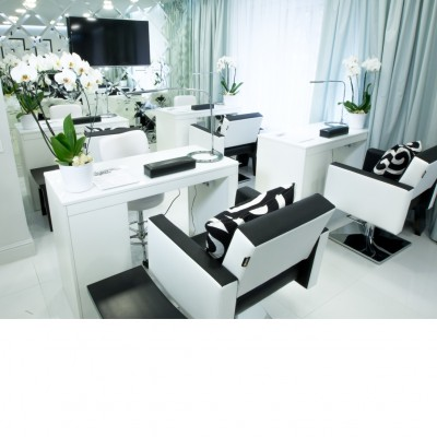 Маникюрный салон «под ключ» от компании «Мебель Салона»