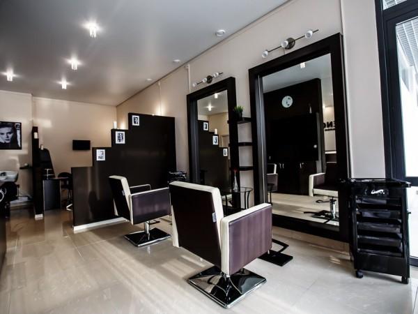 Дизайн парикмахерских
