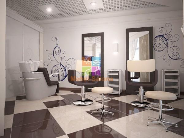 Проектирование салона красоты