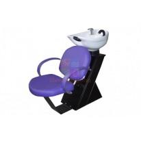 Дасти с креслом Орион Люкс раковина средняя