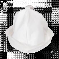 Шапочка для сауны Спанлейс 2 слоя Белый 25 шт/уп