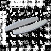 """Пилка шлифовочная """"Boomerang Серая"""" абразив - 220/280"""