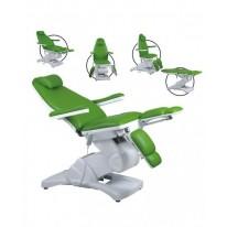 Педикюрное кресло 4005 с электроприводом
