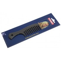 Расчёска-гребень 14,5 см черная