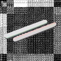 Пилка для ногтей из майлара Белая абразив 180/240