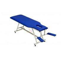 Стационарный массажный стол стальной FIX-MT1