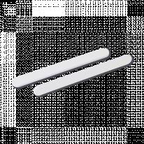 Пилка для ногтей Белая абразив 180/240