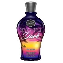 "Лосьон для загара с бронзатором ""Delightful Dark"""