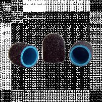 Колпачки абразивные диаметр 13 мм, абразив 80 10 шт/уп (Польша)