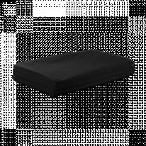 Простыня Спанбонд 17 г/м.кв Черный 200х80 10 шт/уп поштучно