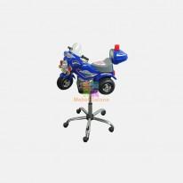 Детское парикмахерское кресло Мото 998