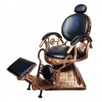 "Мужское барбер кресло ""Versace"""