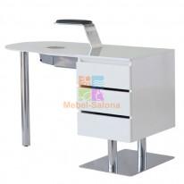 Маникюрный стол Star Nail Excel White