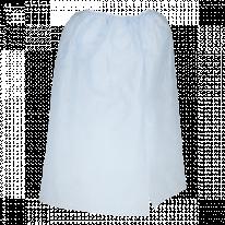 Парео на резинке Спанбонд 150х80 Белый 30 г/м2 10 шт
