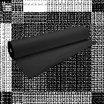 Простыня Спанбонд 17 г/м.кв Черный 200х80 100 шт/Рулон с перфорацией