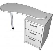 Маникюрный стол Fan