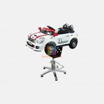 Детское парикмахерское кресло Mini Сooper E777KX