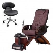 Педикюрное СПА-кресло Simplicity LE Features