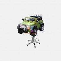 Детское парикмахерское кресло Авто Джип