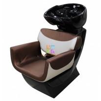 Мойка парикмахерская «Грейт» с креслом «Имидж» (ВИП 139/144)
