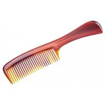 Расчёска 21 см желто-коричневая