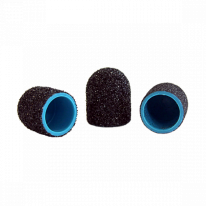 Колпачки абразивные диаметр 13 мм, абразив 60 10 шт/уп (Польша)