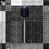Основа резиновая под колпачки, диаметр 13 мм