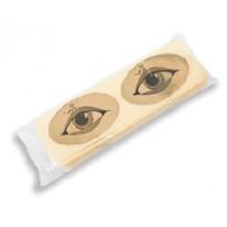 Наклейка на глаза для солярия 100 пар/уп