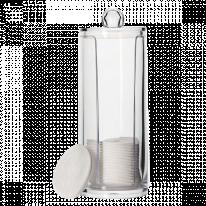Диспенсер для ватных дисков (75 мм х 197 мм)