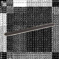 Пилки 1-Touch черные для искусственных ногтей абразив 180 (50 сменных поверхностей)