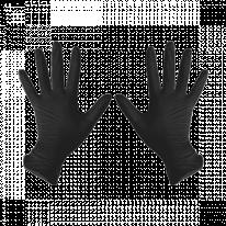 Перчатки нитриловые Черный 100 шт/уп