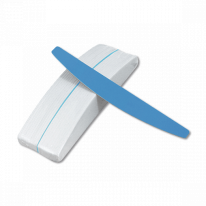 Пилка для искусственных ногтей абразив 180 - 40 поверхностей