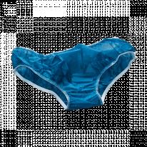 Трусы мужские плавки Спанбонд размер 56-58 Синий 10 шт/уп