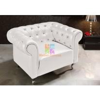 Кресло Dupen B-7 white