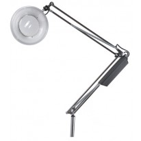 Лампа-лупа с 5-ти кратным увеличением белая 100/LF5/EV01 white