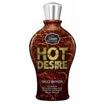 """Лосьон для загара с бронзатором """"Hot Desire"""" 250 мл. (тингл эффект)"""