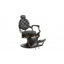 "Мужское кресло барбер ""Titan Vintage black"""