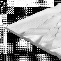 Полотенце Спанлейс Люкс Экстра Белый 45х90 50 шт/уп поштучно