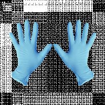 Перчатки нитриловые XS 100 шт/уп