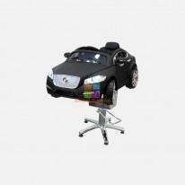 Детское парикмахерское кресло Машинка Ягуар