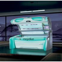 Горизонтальный солярий MEGASUN 6800 IntelliSun