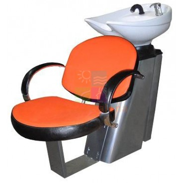 Ниагара с креслом Орион Люкс раковина средняя