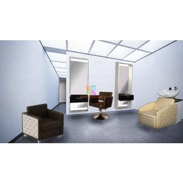 Парикмахерский туалет Комодо