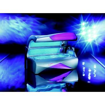 Горизонтальный солярий ERGOLINE AFFINITY 600-S twin power