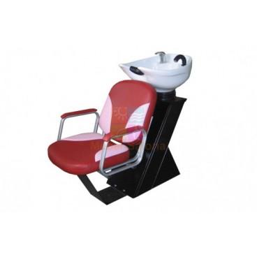 Дасти с креслом Бриз-3 раковина средняя