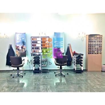 Подножка к креслу парикмахерскому FT01