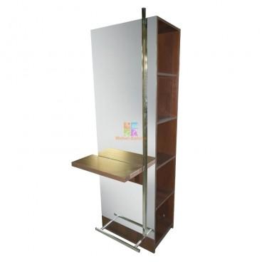 Парикмахерский туалет Шоколад двухсторонний